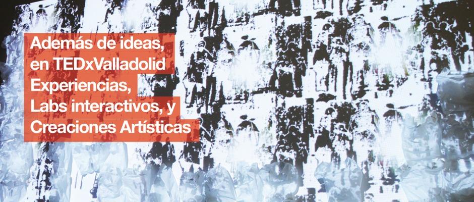 TEDx Valladolid Experiencias